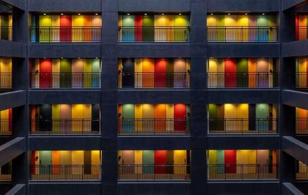 Идеи за цветовете на интериорни врати